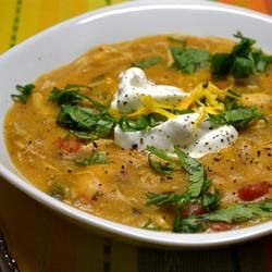 Chicken Enchilada Soup III, photo by *Sherri*