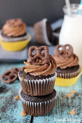 Take 5 Cupcakes | Cupcakes | Pinterest