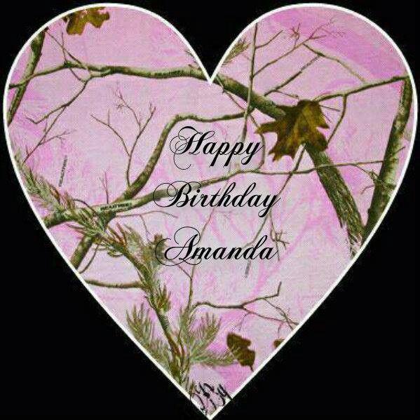 Happy Birthday Cakes Amanda