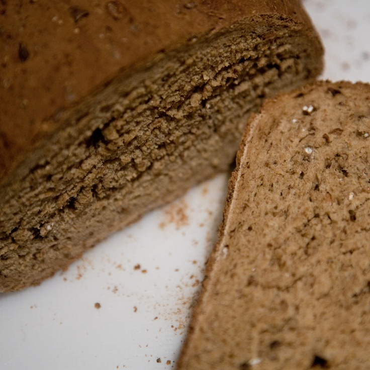 Peter Sidwell's Gluten-Free Bread Recipe — Dishmaps