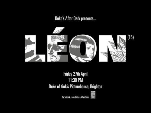 LEON    coming soon....    poster designed by Janne Iivonen