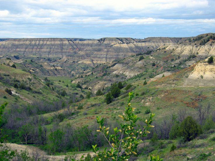 North Dakota Badlands ...
