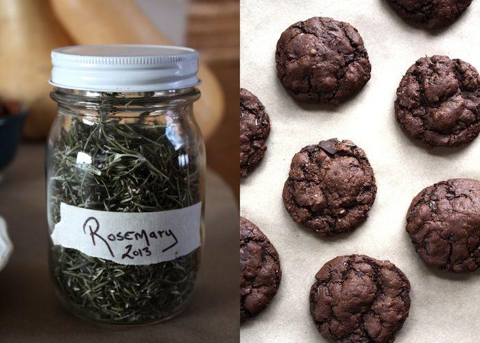 Vegan Orange Rosemary Cookies Recipes — Dishmaps