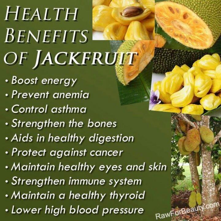 10 healthy fruits jack fruit