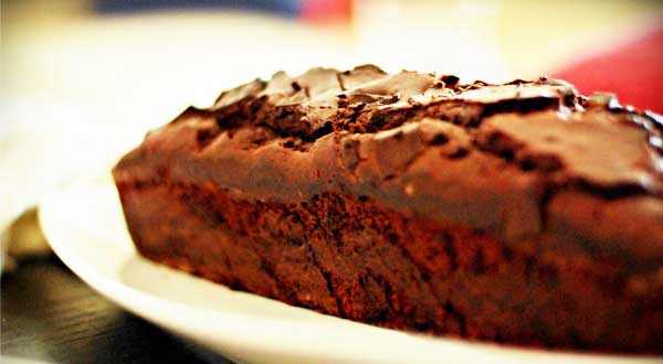 Everyday Chocolate Cake | BUTTERED-UP | Pinterest