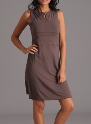 Yoga-Clothing.com - Bamboo Sleeveless Flow Dress