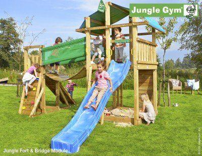 Childrens Wooden Outdoor Climbing Frames Where 39 S Good