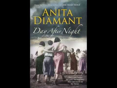 day after night by anita diamant husband