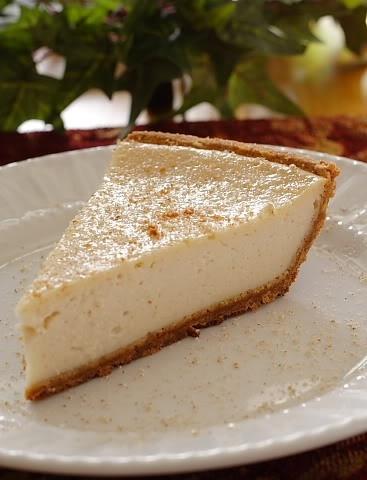 Egg Nog Cheesecake | Foodie | Pinterest