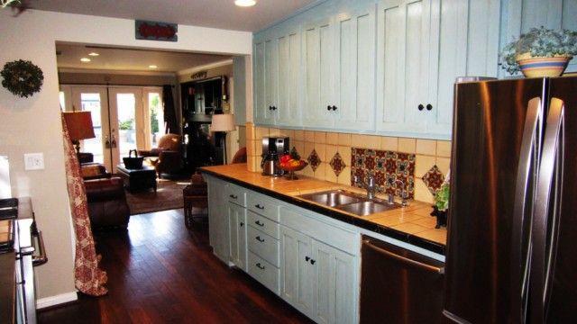 Duck Egg Blue Kitchen Cabinets  Estate Sailing Pinterest
