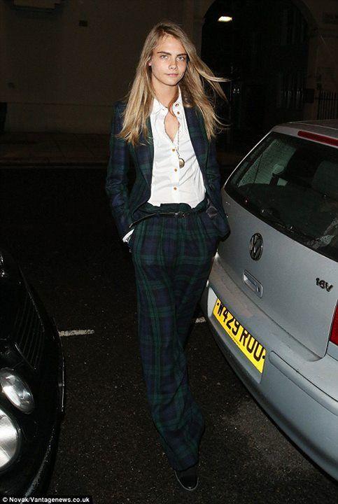 Westwood tartan