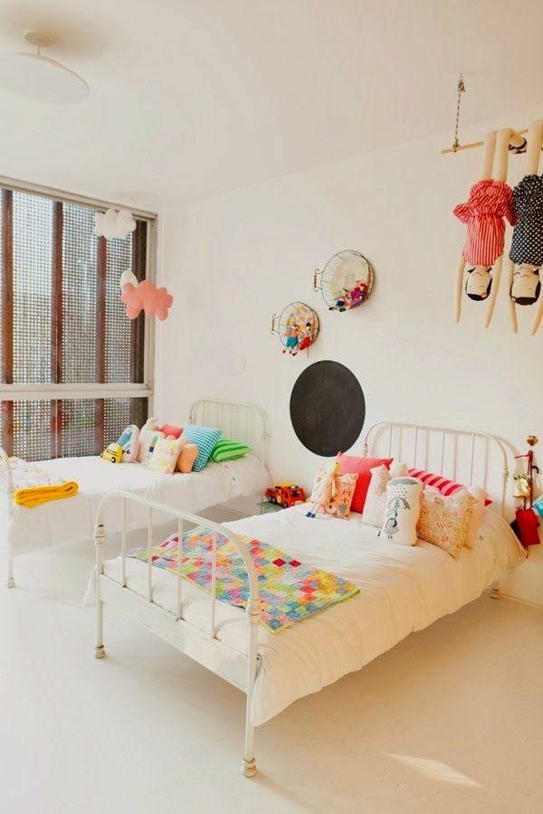Habitaciones para gemelos baby kids room pinterest - Habitaciones para gemelos ...