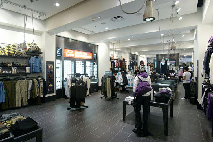 Oakley Stores Melbourne