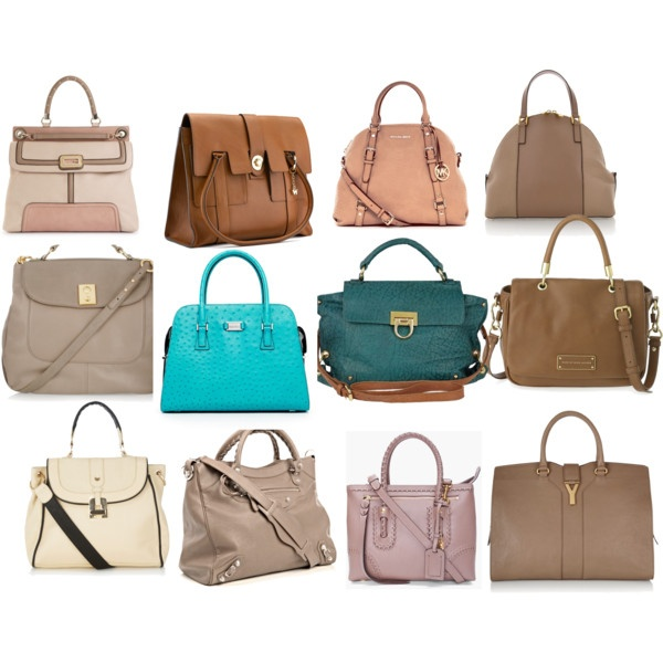 bags bags bags. Why do I like the most expensive ones