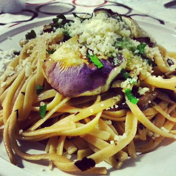 Midnight pasta...sicily food | Southern Italy | Pinterest