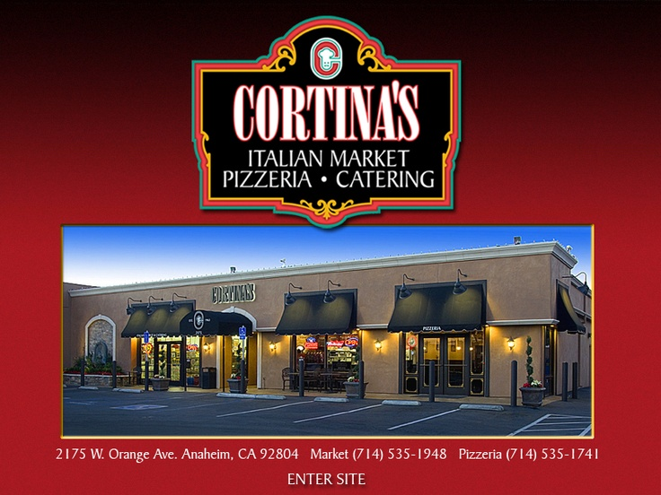 Cortinas italian market anaheim eating out pinterest - Cortinas anaheim ...