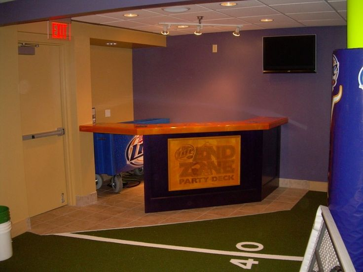 The Metrodome Man Cave Suite Bar Man Cave Bars And Billiards Pin