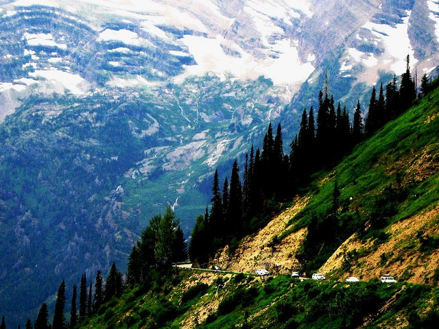 Going to the Sun Road , Glacier National Park, Montana  love love love