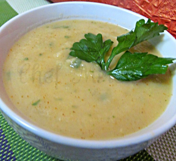 Celeriac Parsnip Soup, Celery Root Soup | Favorite Recipes | Pinterest