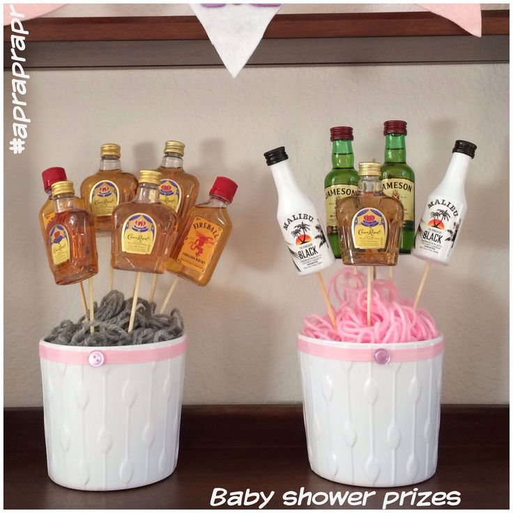 DIY - baby it's cold outside baby shower theme - prizes for games