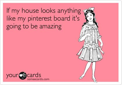 Pinterest Boards are what dreams are made of...