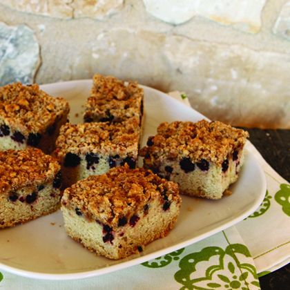 Blackberry Snack Cake | School Lunch Noms | Pinterest