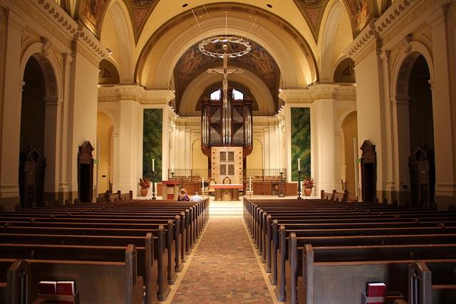 St Thomas Aquinas Chapel