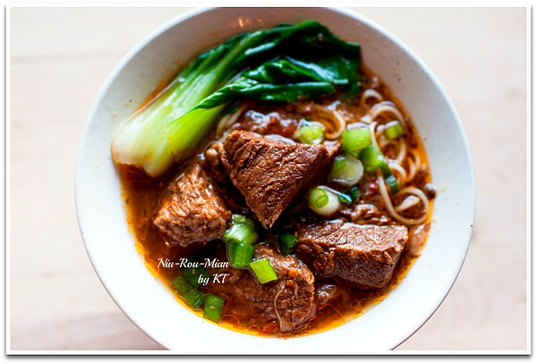 Taiwanese Beef Noodle Soup | food | Pinterest