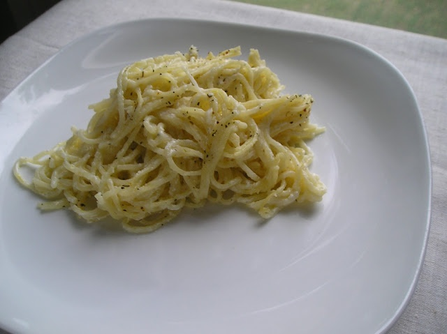 Edesias Notebook: Baked Lemon Spaghetti | Recipes to Try | Pinterest