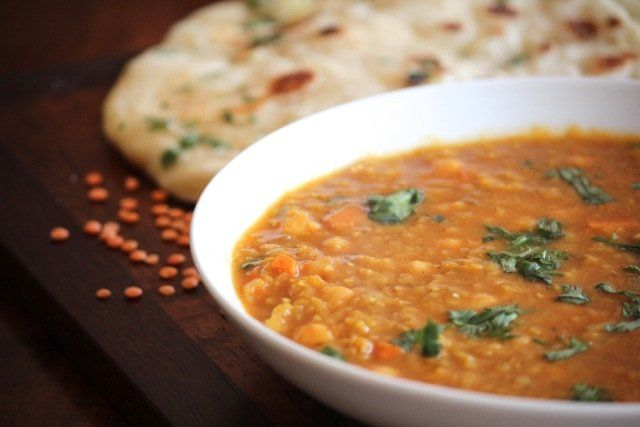 Coconut Red Lentil Soup. CFC: SOOOO good! Made this a little too taste ...