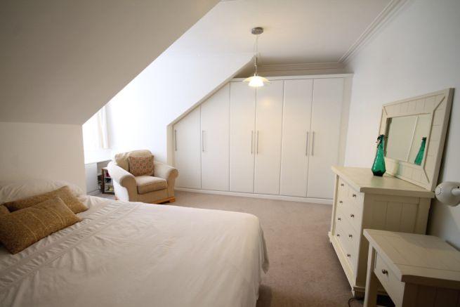 Attic bedroom dormer carol 39 s home decor ideas pinterest for Dormer bedroom ideas