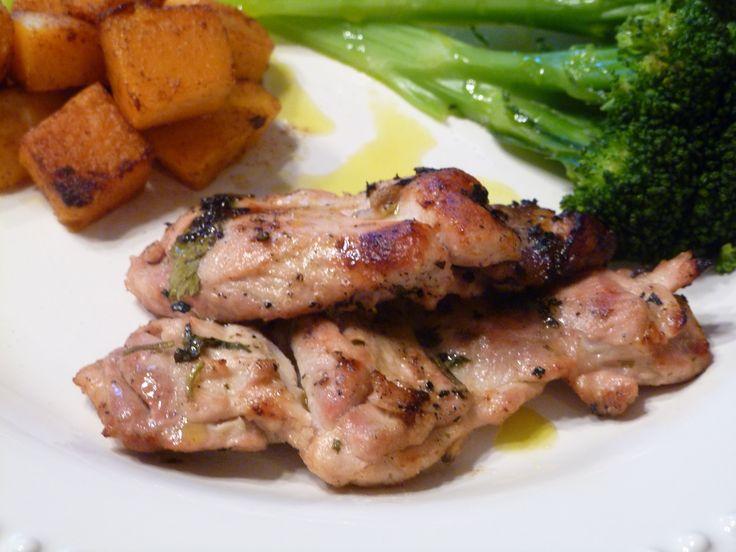 SCD Cilantro Lemon Chicken | SCD recipes | Pinterest