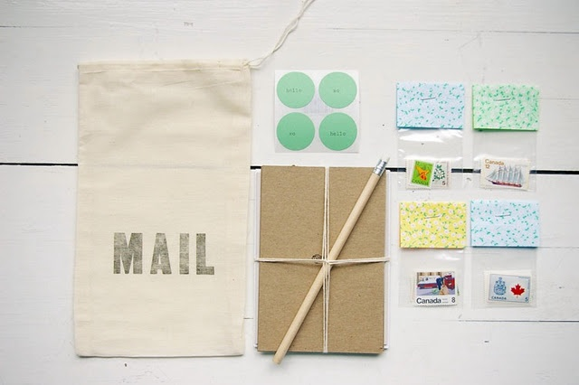 the mail kit