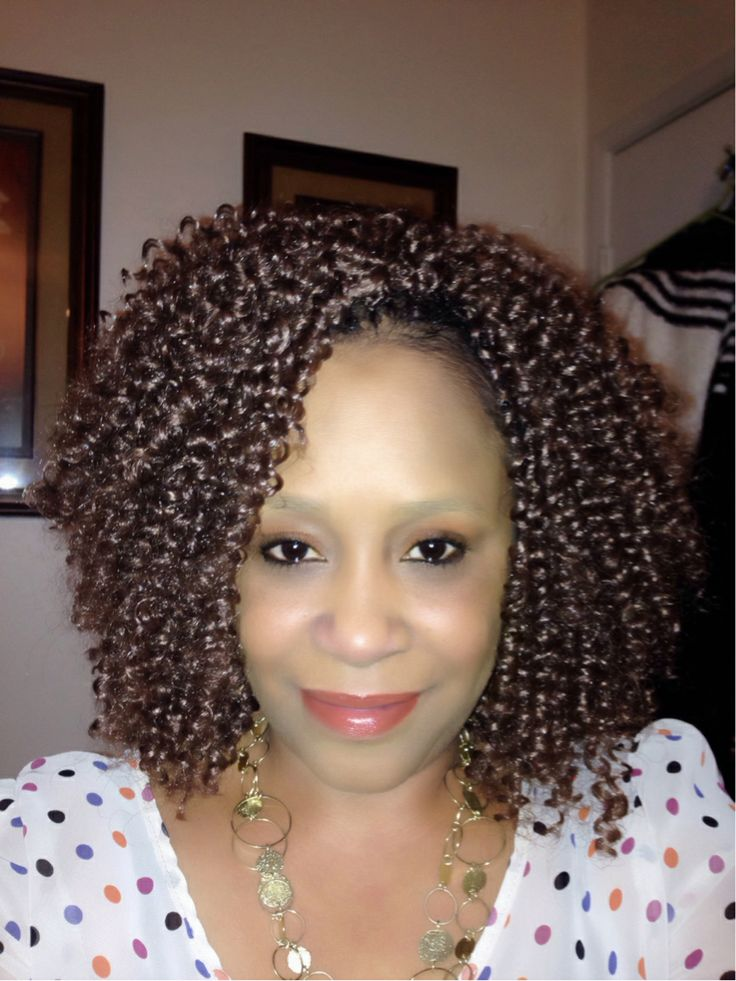 Crochet braids! Natural Hair Pinterest