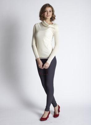 Stylish trendy maternity clothes