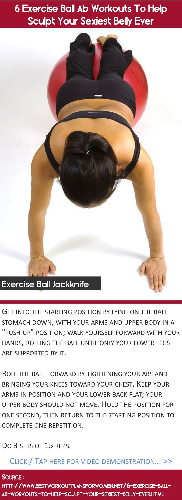 15-Minute Workout: Fresh Flat Belly Moves images