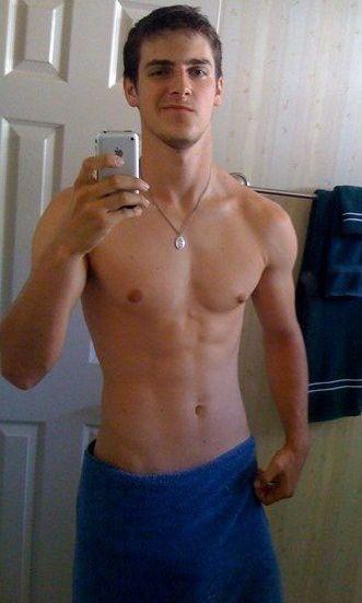 Young Guy Selfie