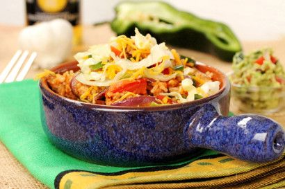 Spicy Chicken and Rice Bowl | Tasty Kitchen: A Happy Recipe Community!