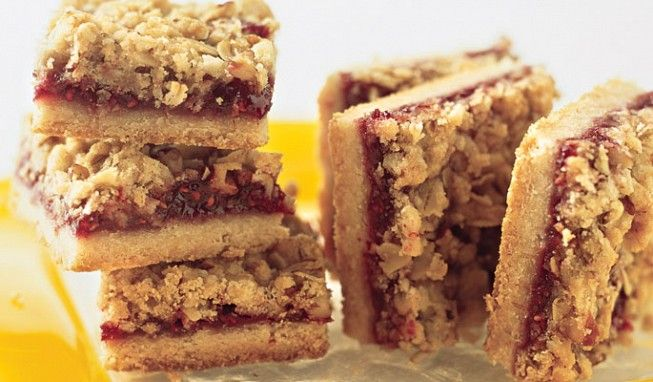 Raspberry Streusel Bars   Just Desserts   Pinterest
