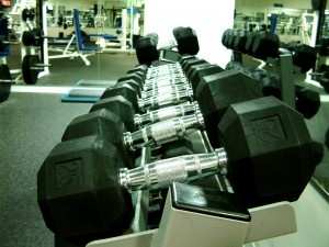 Weight lifting for belly fat loss