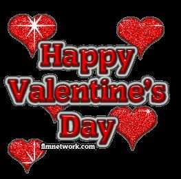 valentine greetings to a friend