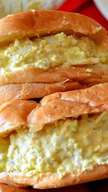 Egg Salad Sandwiches-Simple-Delicious | Recipe