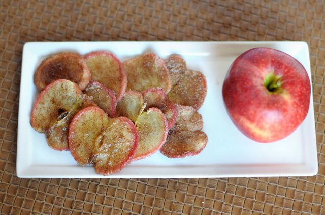 Cinnamon Sugar Roasted Apples | Recipes to try | Pinterest