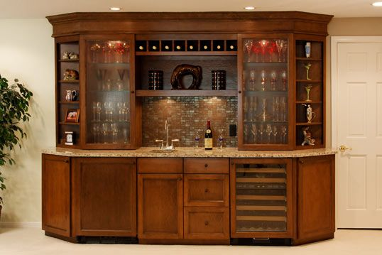Best Bar Sink Cabinet Treatment For The Home Pinterest 640 x 480