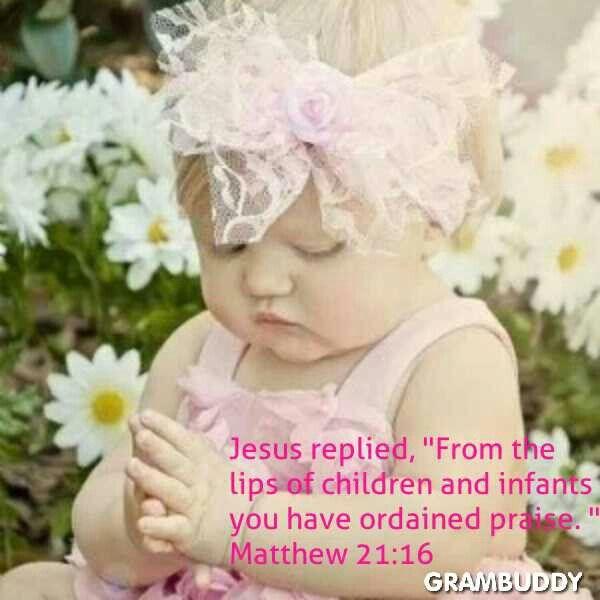 matthew 21:16