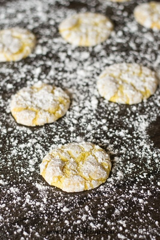 ... make up these delightfully simple Lemon Cool Whip Cookies