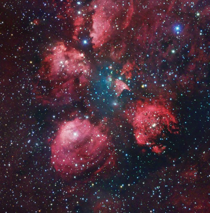 cats paw nebula desktop background - photo #28