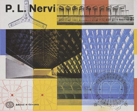 Designspiration — Max Huber, P. L. Nervi, 1956