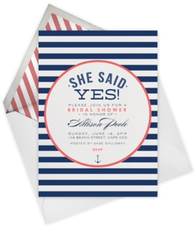 Paperless Post - Wedding - Invitations - Bridal Shower