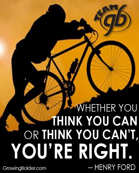 Whether You Think you Can or Think You Can't, You're Right. -- Henry Ford #quotes #motivation #fitness #exercise #fitfluential